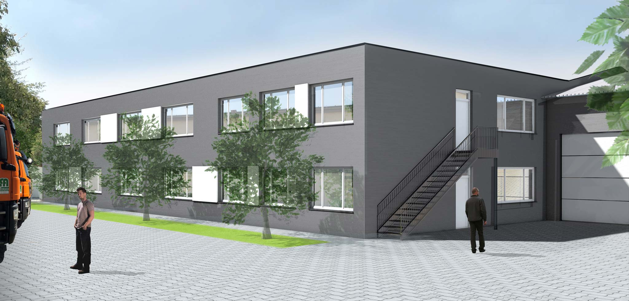 Bürogebäude APM